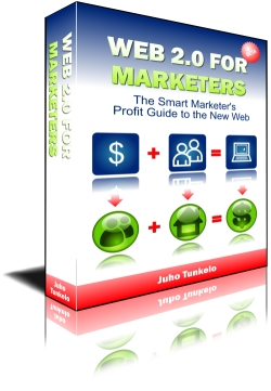 Web 2.0 for Marketers cover