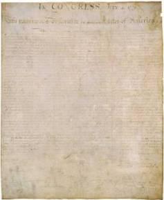 Declaration smaller