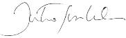Juho signature