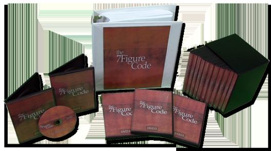 7 figure code