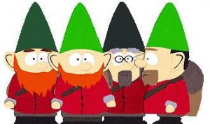 South Park's Legendary Underpants Gnomes