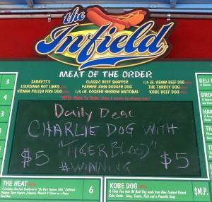 The Charlie Dog