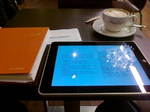 how to use ipad for business