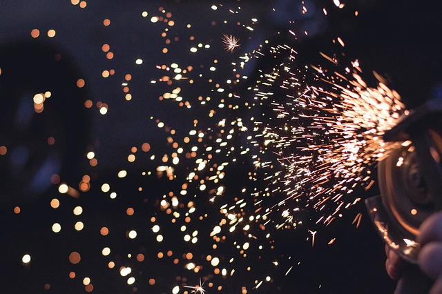 Take the best tools and let the sparks fly...